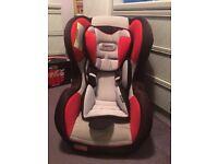 Child's Fisher Price Car Seat 0-4 years