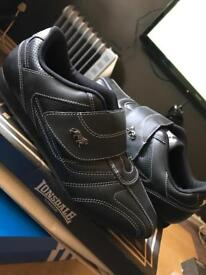 Brand new Lonsdale trainers size 8