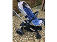 Icandy pushchair