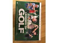 Legends of Golf DVD & Book