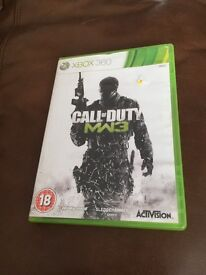 Call of Duty: mw3 Xbox 360 - GOOD CONDITION