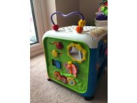 VTECH Discovery play cube