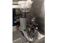COMMERCIAL COFFEE GRINDER MC5G IBERITAL MANUAL 1KG FOR CAFE COFFEE SHOP TAKEAWAY CANTEENS HOTEL
