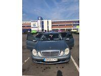 Quick Sale E-Class Mercedes