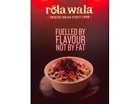 ROLA WALA IS HIRING CHEFS & FRONT OF HOUSE STAFF