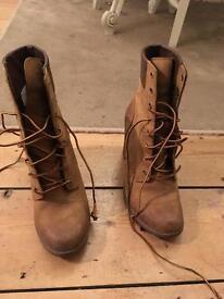 Timberland Women's Heel Boots