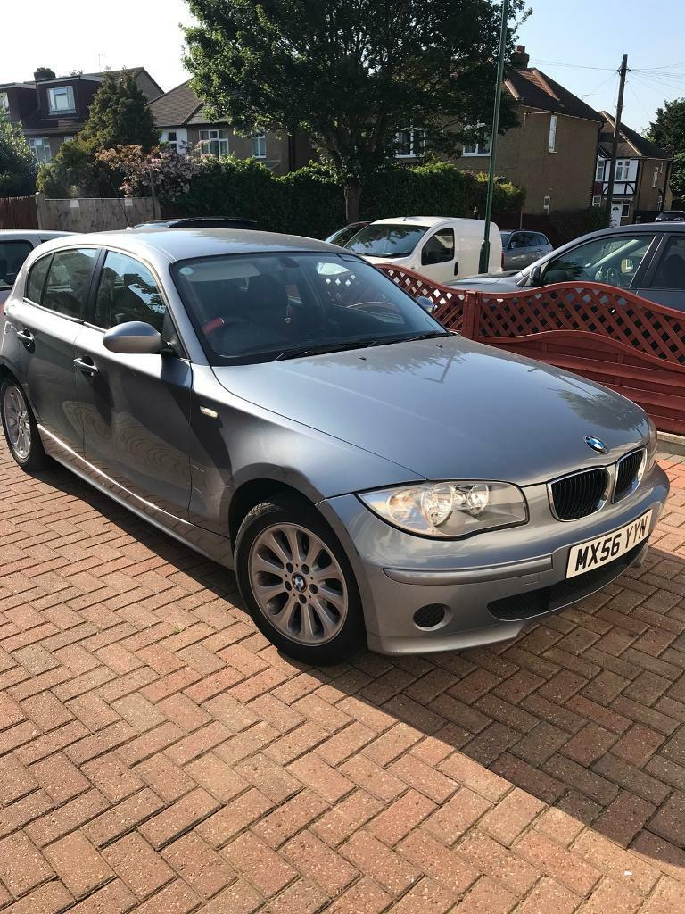 BMW 1 Series. 1.6L Manual. 89000 Miles. Full service History and MOT