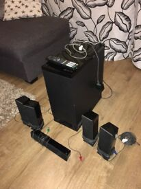 Sony theater system HT-AS5