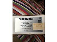 REDUCED Shire WH20XLR