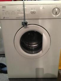 Zanussi tumble dryer type: vented