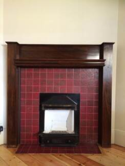 Fireplace and mantle Largs Bay Port Adelaide Area Preview