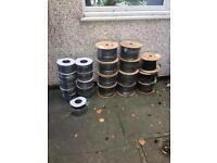 RG59 Cable 20x full reels 2x half
