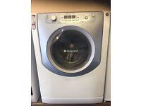 Hotpoint AQM8F49U 8+6kg 1400 Spin Washer Dryer in White #3589