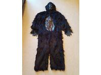Gorilla Suit Fancy Dress