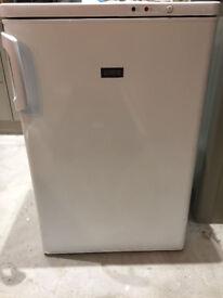 Zanussi under counter freezer