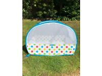 Koo-di pop up baby/child sun and sleep tent