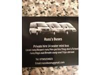 Russ's buses