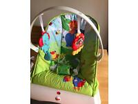 Fisher price vibro chair for baby