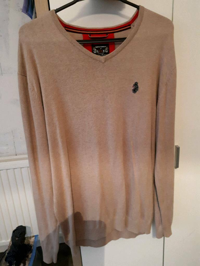 Mens LUKE Jumper  ca0d99058