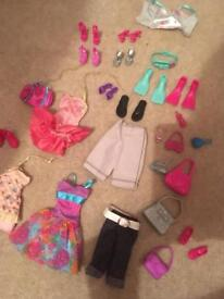 Barbies clothes
