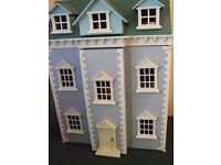 Doll's House three story very good condition including furniture