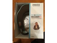 Homedics neck and shoulder massager