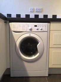 Indesit condenser washer/drier IWDD7143 7.5kg