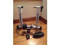 BDBikes Bike Magnetic Turbo Trainer - Variable Resistance Bike Trainer - Inc Front Wheel Rest