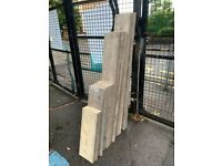 Reclaimed scaffold boards/wood 1ft+ Bristol - Delivery available scaffolding/timber/upcycle/planks