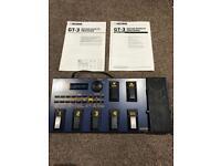 Boss GT-3 guitar effects processor