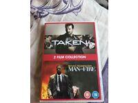 TAKEN / MAN ON FIRE