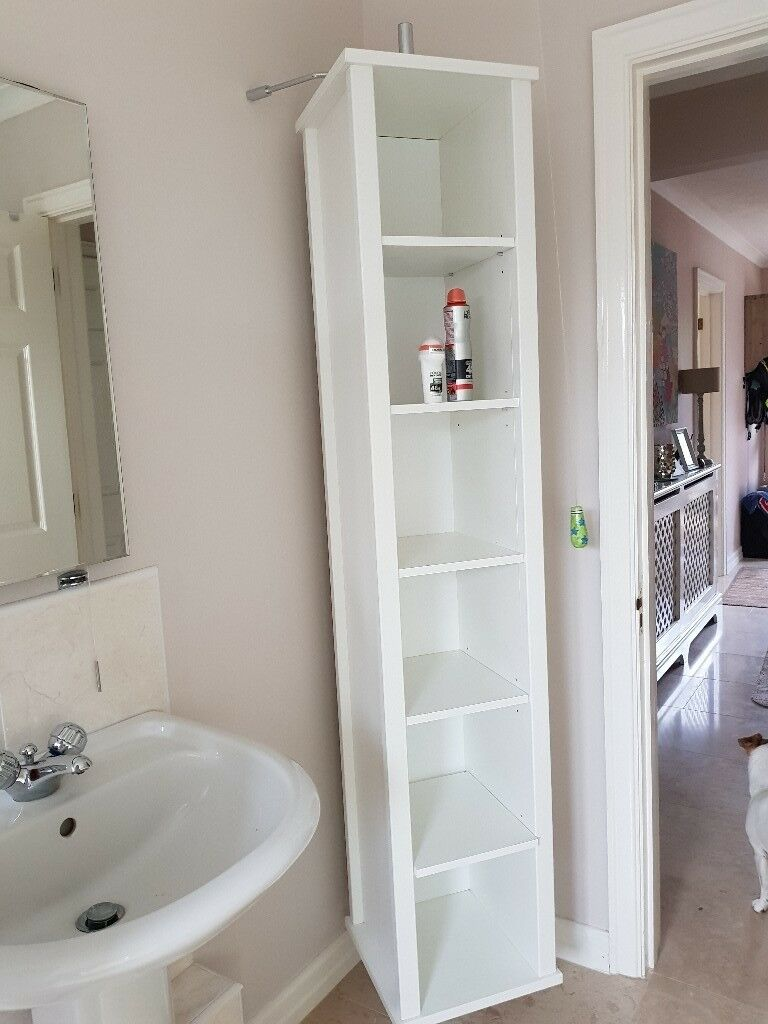 Fabulous Bathroom Tall Swivel Cabinet With Shelving Mirror In Reading Berkshire Gumtree Beutiful Home Inspiration Ponolprimenicaraguapropertycom