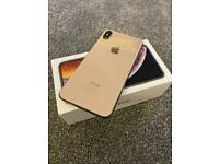 iPhone XS Max GOT TO GO OFFERS Unlocked Gold Great Condition