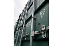 Self Storage Containers For Rent w/ 24 Hour Security - CB24