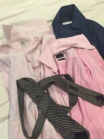 Shirts and Ralph Lauren tie