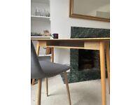 2 Habitat Home Maja Office Desks - Ash