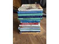 Job lot: house + interiors books