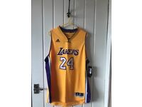 LA Lakers Basketball Jersey