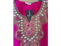 Farasha Maxi Dress Abaya