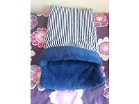 Snug Sleeping Bag Pouch Cats and Kittens Bed