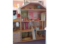Kidcraft Majestic mansion dolls house