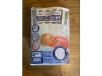 New 4 sided Air Wrap Cot Bumber