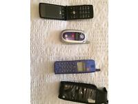 Assorted mobile phones 📱 old ones