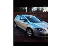 2008 seat Leon 1.9 tdi reference swap for good wee van or cash