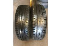 2 PW 195 65 15(91T) Michelin Energy Saver Green X Tread 5.5mm-6.5mm
