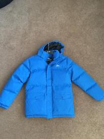 Boys Trespass jacket age 9/10