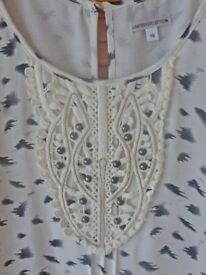 Limited Edition M&S dress size 16 in excellent condition.