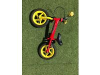 Children's balance bike £15