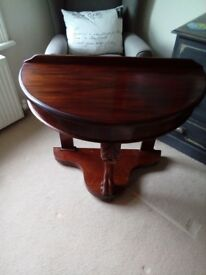 Victorian Cosole Table