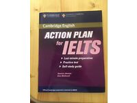 IELTS Official Cambridge preparation material, brand new, never used.